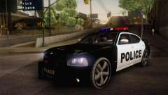 Dodge Charger SRT8 Police San Fierro pour GTA San Andreas