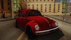 Volkswagen Beetle Escarabajo