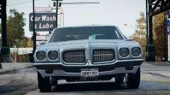 Pontiac LeMans Coupe 1971 pour GTA 4