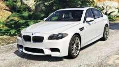 BMW M5 (F10) 2012 [add-on]
