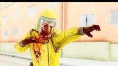 Zombie Radioactivo
