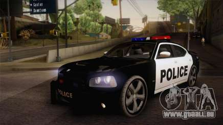 Dodge Charger SRT8 Police San Fierro für GTA San Andreas
