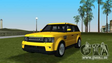 Range Rover Sport HSE (Rims 1) v2.0 pour GTA Vice City