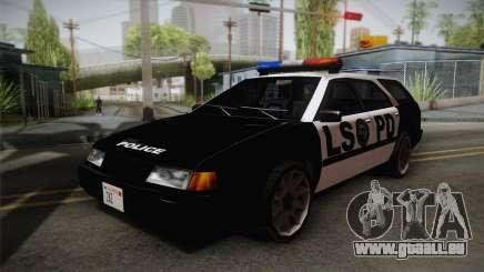 Stratum LSPD für GTA San Andreas