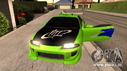 Mitsubishi Eclipse The Fast and the Furious für GTA San Andreas