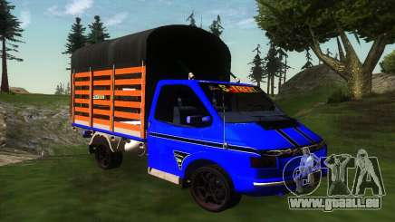 Ford Transit Stylo Colombia für GTA San Andreas