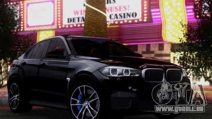 BMW X6M BULKIN ED. für GTA San Andreas