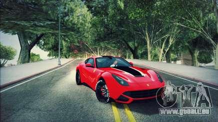 Ferrari F12 Berlinetta für GTA San Andreas