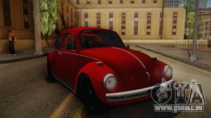 Volkswagen Beetle Escarabajo für GTA San Andreas