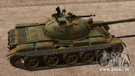 T-62 pour GTA San Andreas