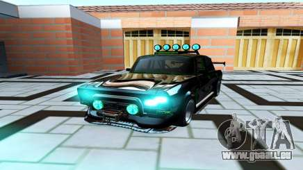 Moskvich 2140 Turbo Tuning pour GTA San Andreas