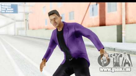 Will Smith Fresh Prince of Bel Air v2 pour GTA San Andreas