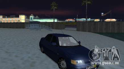 VAZ 2110 Beta Tuning für GTA San Andreas