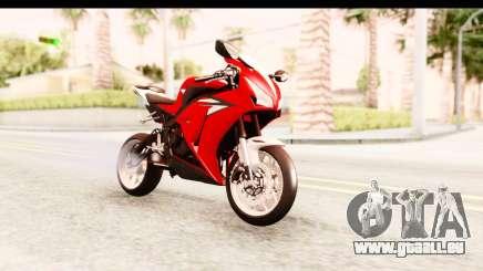 Honda CBR1000RR 2012 für GTA San Andreas