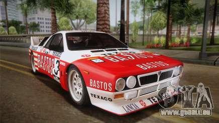 Lancia Rally 037 Stradale (SE037) 1982 IVF PJ2 für GTA San Andreas