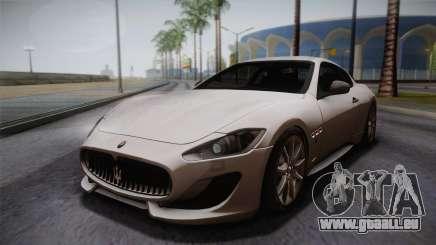 Maserati Gran Turismo Sport pour GTA San Andreas