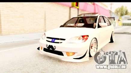 Honda Civic Vtec 2 Berkay Aksoy Tuning pour GTA San Andreas