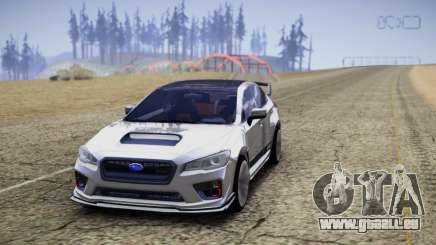Subaru WRX STI LP400 2016 für GTA San Andreas