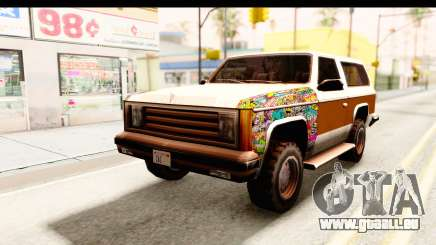 Rancher Sticker Bomb für GTA San Andreas