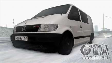 Mercedes-Benz Vito pour GTA San Andreas