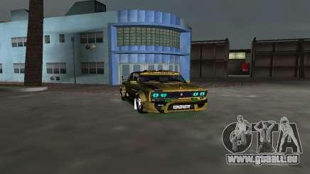 VAZ 2106 Fantasy Art Tunning für GTA Vice City