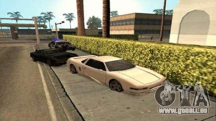Cheetah Mod pour GTA San Andreas