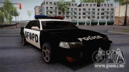 Sultan SFPD pour GTA San Andreas