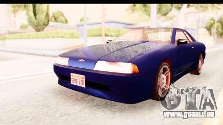 20egt Elegy pour GTA San Andreas