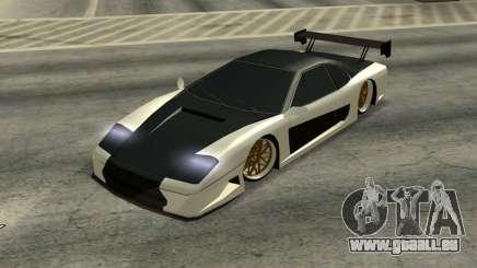 Turismo Major für GTA San Andreas