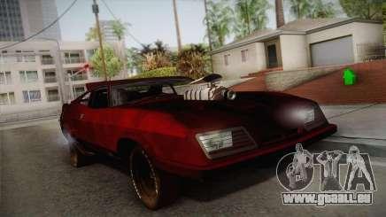 Ford Falcon XB Last V8 Mad Max 2 pour GTA San Andreas