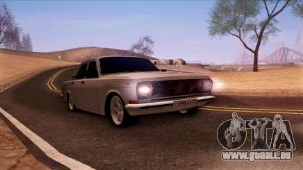 GAS-24 für GTA San Andreas