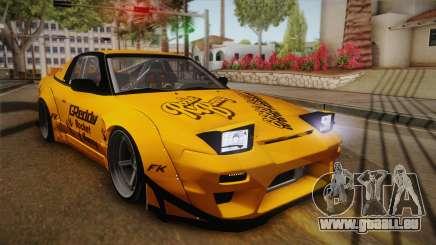 Nissan 180SX Rocket Bunny pour GTA San Andreas