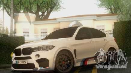 BMW X6M PML ED pour GTA San Andreas