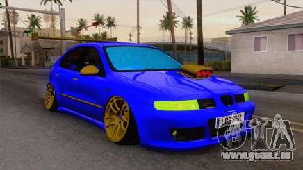 Seat Leon Haur Edition pour GTA San Andreas
