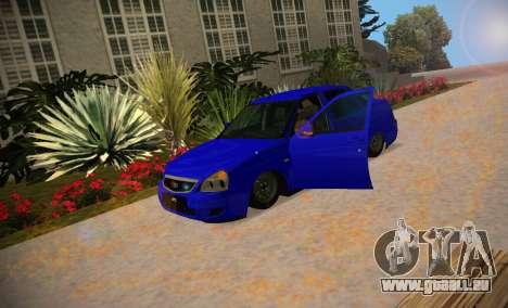 Lada Priora 2170 V.1.0 für GTA San Andreas
