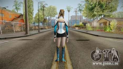 Wang Yuanji DW7 pour GTA San Andreas troisième écran