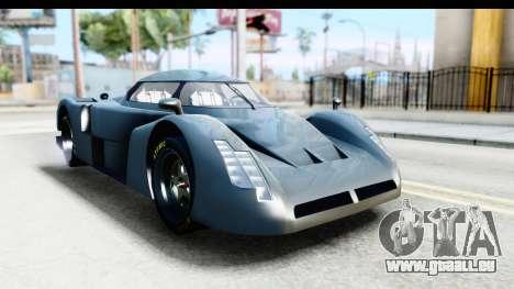 GTA 5 Annis RE-7B IVF für GTA San Andreas rechten Ansicht