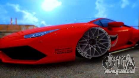 Axygen ENB für GTA San Andreas dritten Screenshot