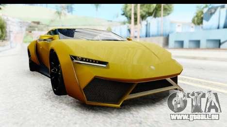 GTA 5 Pegassi Reaper IVF für GTA San Andreas