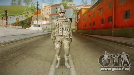 Multicam US Army 1 v2 für GTA San Andreas zweiten Screenshot