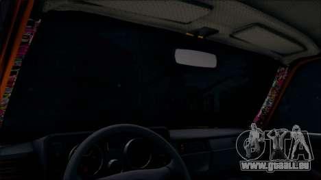 VAZ 2105 Pigler 1.0 pour GTA San Andreas vue intérieure