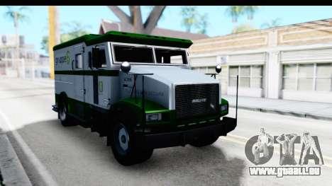 GTA 5 Stockade v1 pour GTA San Andreas