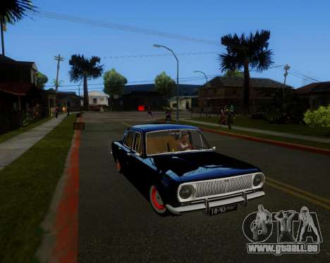 GAZ 2401 für GTA San Andreas rechten Ansicht