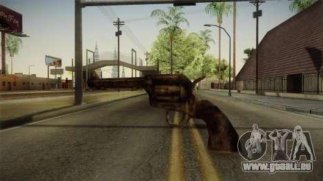 Silent Hill 2 - Pistol 2 pour GTA San Andreas troisième écran