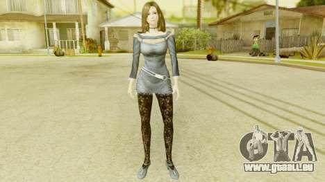 Fatal Frame 5 - Hisoka pour GTA San Andreas