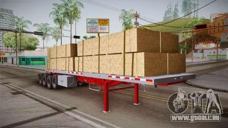 Trailer Americanos v2 pour GTA San Andreas