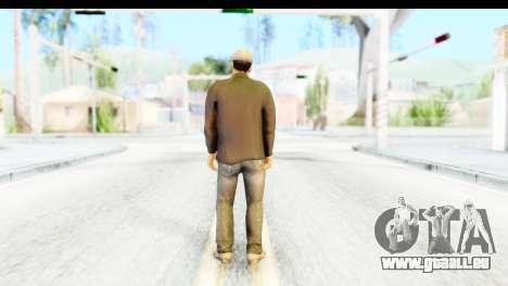 GTA 5 Korean Gangster 2 pour GTA San Andreas troisième écran