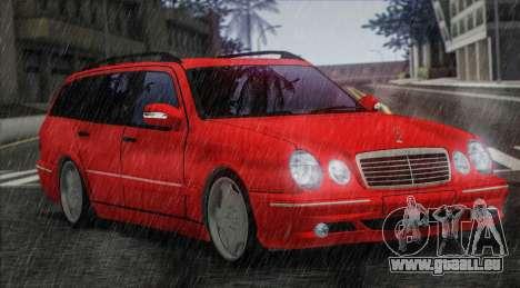 Mercedes-Benz E55 für GTA San Andreas