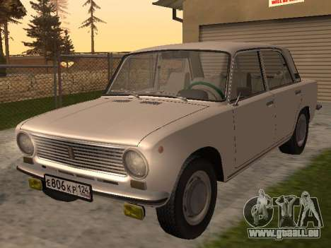VAZ 21013 Krasnojarsk für GTA San Andreas