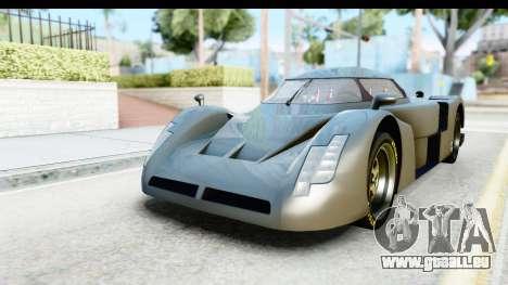 GTA 5 Annis RE-7B IVF pour GTA San Andreas